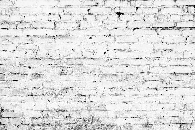 Texture, brique, mur, il peut être utilisé comme arrière-plan. texture de brique avec des rayures et des fissures