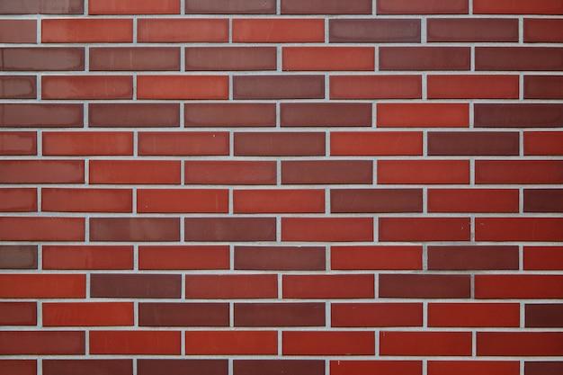 Texture de brique rouge utile
