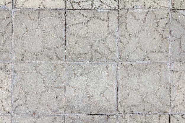 Texture de carreaux de béton