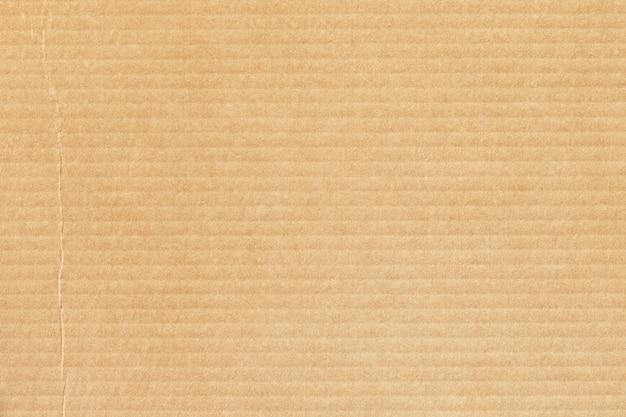 Texture de carton ou papier kraft