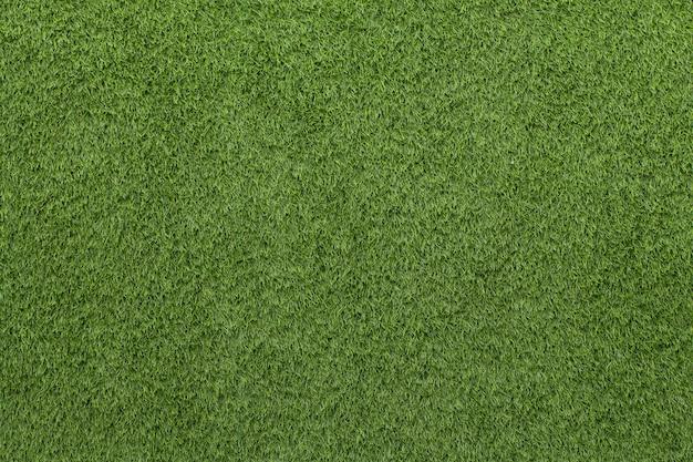 Texture de champ d'herbe artificielle