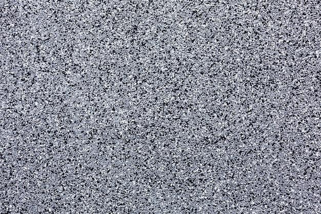 Texture de la chaussée d'asphalte gris foncé lisse