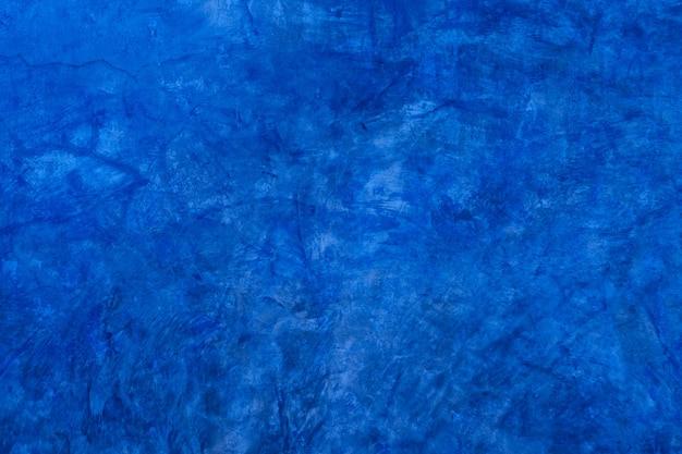 Texture de ciment bleu