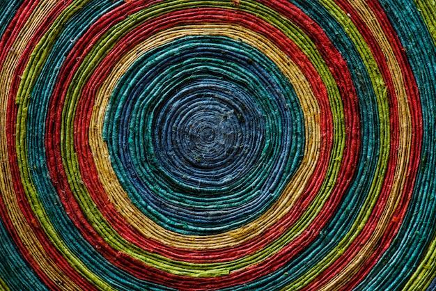 Texture colorée et arrière-plan