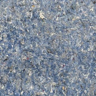 Texture composite en jean recyclé