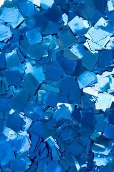 Texture de confettis brillant monochromatique