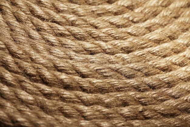 Texture de corde ancienne