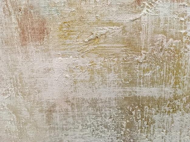 Texture des couleurs beige de l'art abstrait.