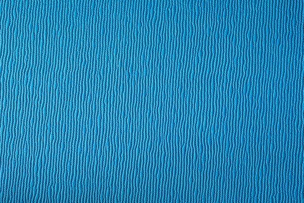 Texture de la couverture du livre, de couleur bleue