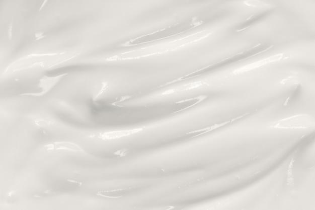 Texture crème sure