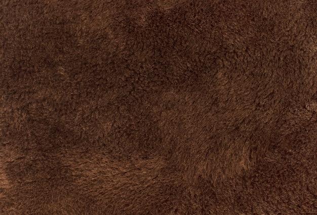Texture de cuir chaud