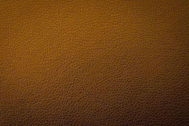 Texture de cuir doré pour le fond, résumé du canapé