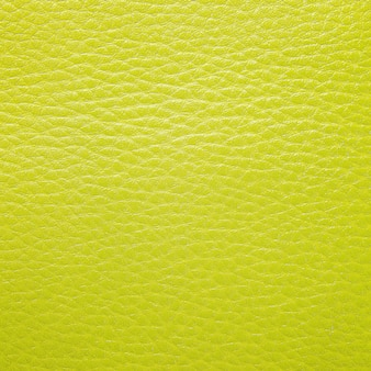 Texture en cuir jaune pour l'arrière-plan