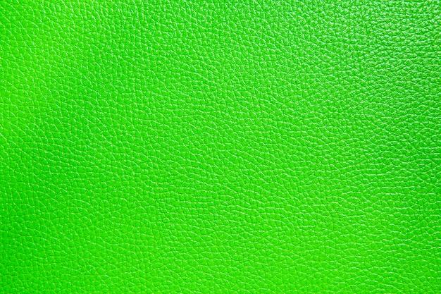 Texture cuirette verte comme toile de fond