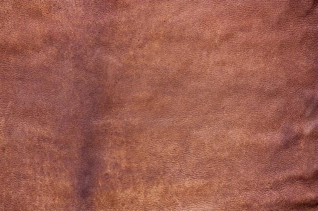 Texture de daim marron