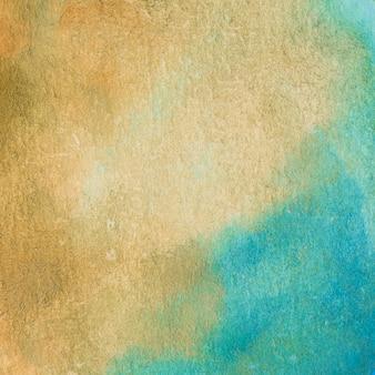 Texture décorative acrylique bleu dégradé avec espace de copie