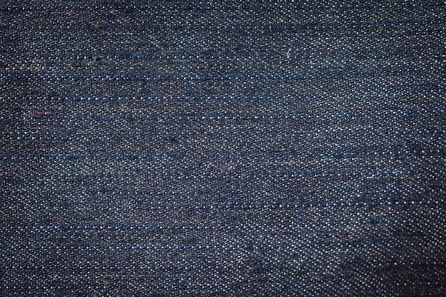 Texture de denim bleu, fond de jeans, pour la conception