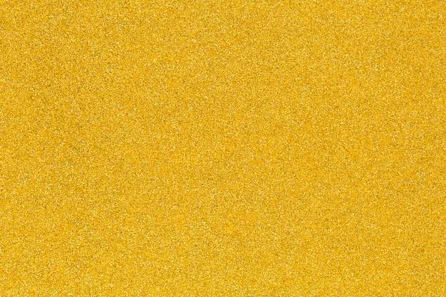 Texture dispersée jaune