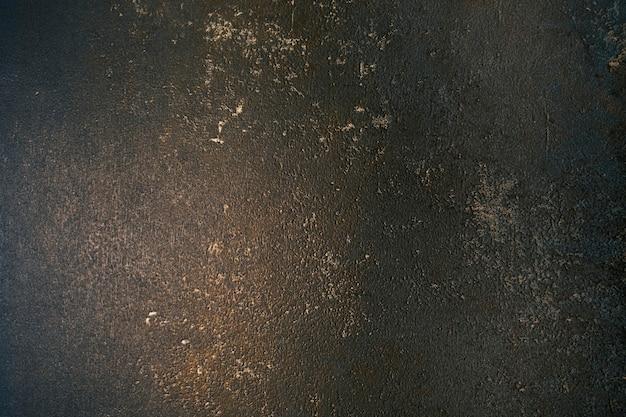 Texture dorée et noire pour le fond