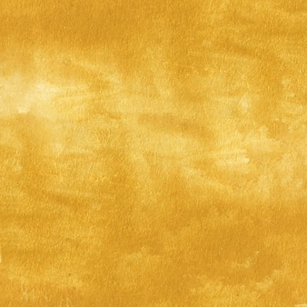 Texture dorée. remplissage de fond doré peint à la main