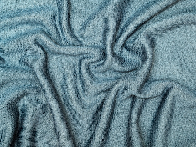 Texture de drap de lit coloré
