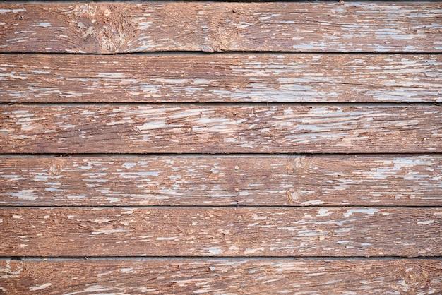 Texture du bois bleu comme toile de fond. fond de vieilles planches. peinture fissurée.