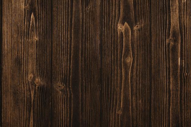 Texture du bois brun foncé avec un fond rayé naturel