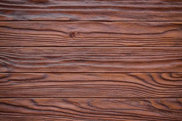 Texture du bois, fond en bois foncé naturel.