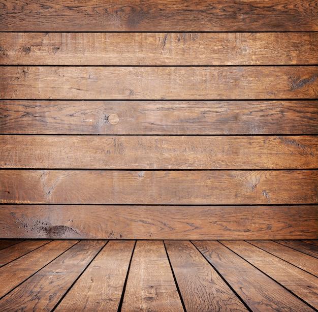 Texture du bois. fond vieux panneaux. intérieur