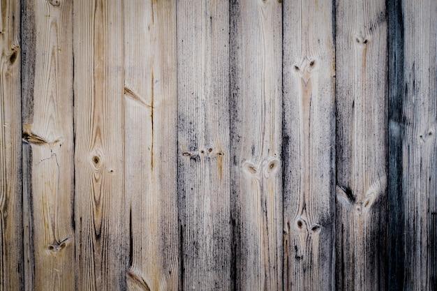 La texture du bois marron avec des motifs naturels