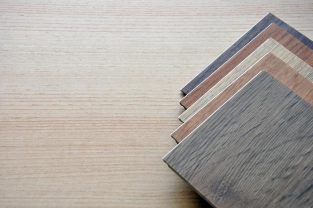 Texture du bois avec motif naturel pour la conception et la décoration échantillon de parquet stratifié en bois ou contreplaqué matériau de placage stratifié à texture de bois pour l'architecture d'intérieur et la construction ou les meubles