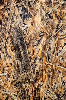 Texture du bois. panneau en bois osb pour la décoration de fond