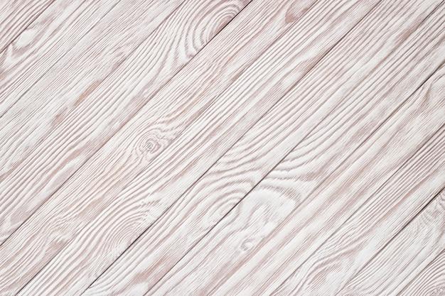 La texture du bois peint avec du badigeon, une surface en bois vide comme arrière-plan