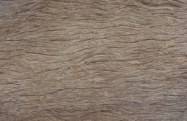 La texture du bois de la vieille planche de bois a érodé la surface