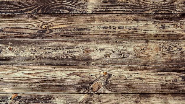 Texture du bois vieilli.