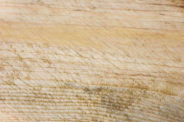 La texture du gros plan des journaux divisés. texture de bois brute
