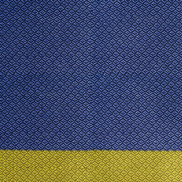 Texture du matériau bleu