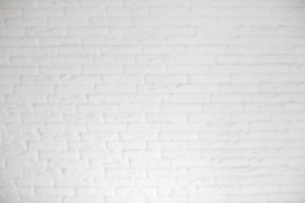 Texture du mur de briques en flou
