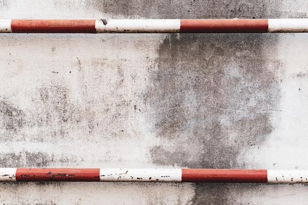 La texture du mur peut être utilisée pour l'arrière-plan, l'espace de copie