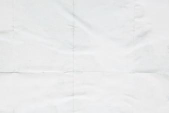 Texture du papier blanc