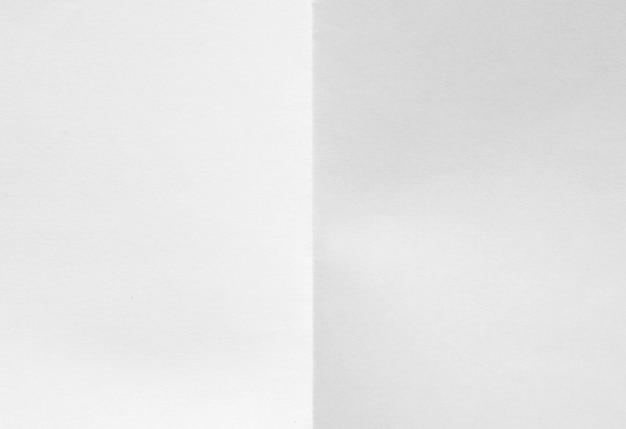 Texture du papier blanc.