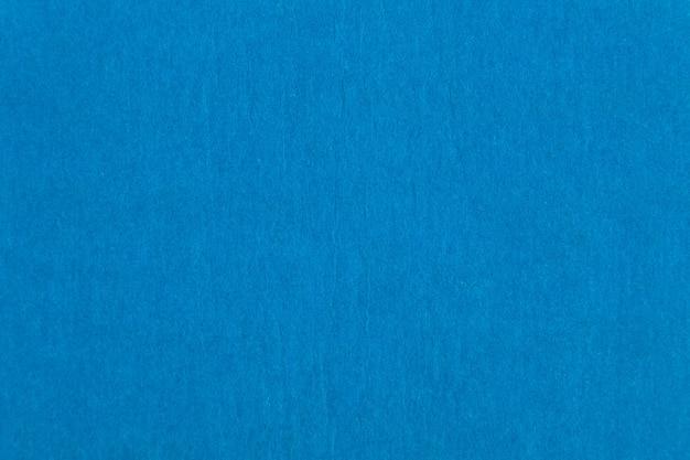 La texture du papier bleu