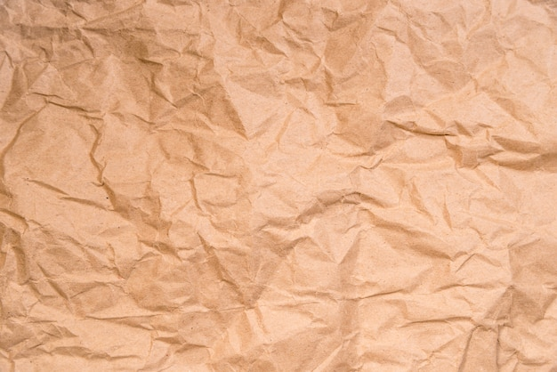 Texture du papier - fond de feuille de papier brun