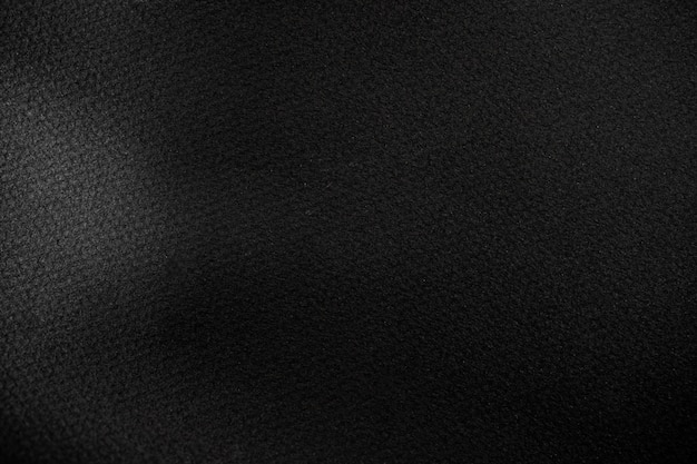 Texture du papier froissé noir pour vous concevoir fond.
