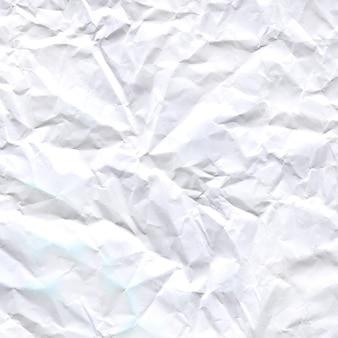 Texture du papier froissé