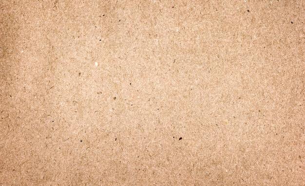 Texture du papier kraft