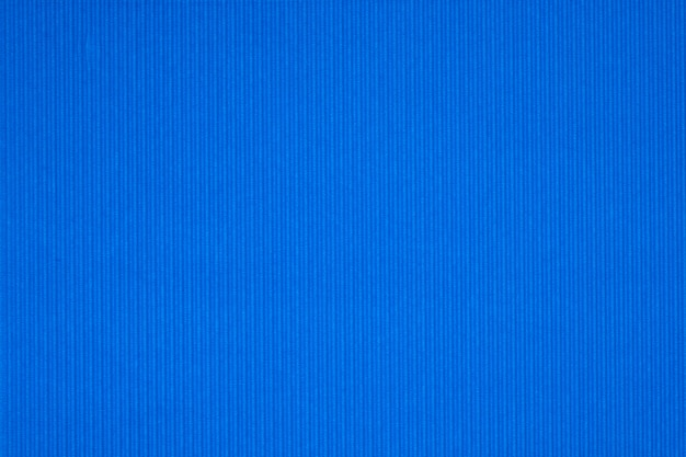 Texture du papier ondulé bleu, utiliser pour le fond.