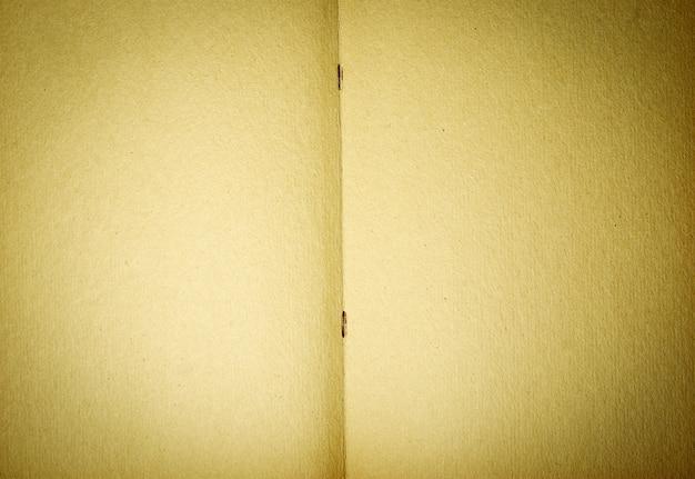 Texture du papier rugueux