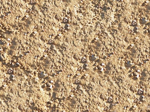 Texture du sol