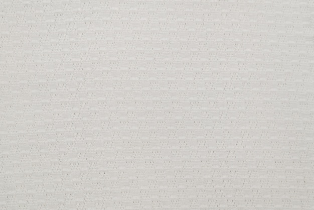 Texture du tissu blanc
